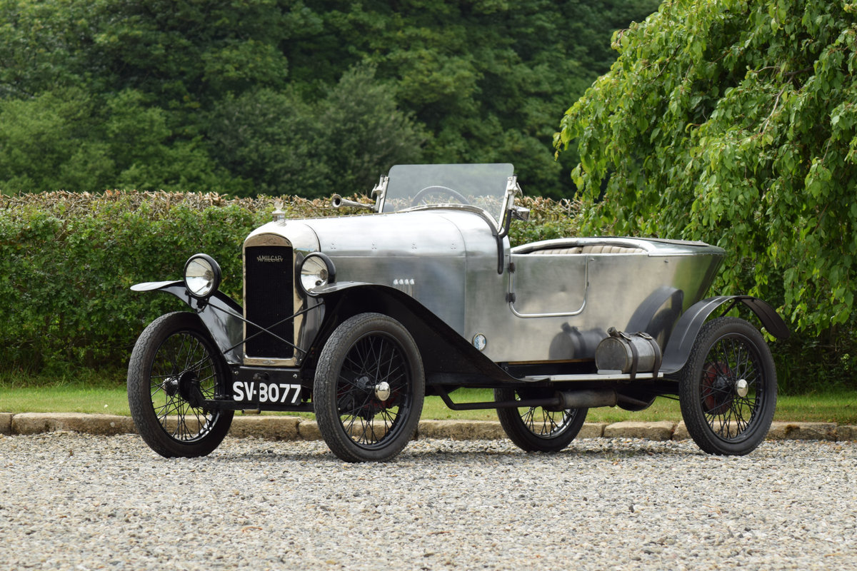 1925 Amilcar C4 Petit Sport  For Sale (picture 1 of 6)