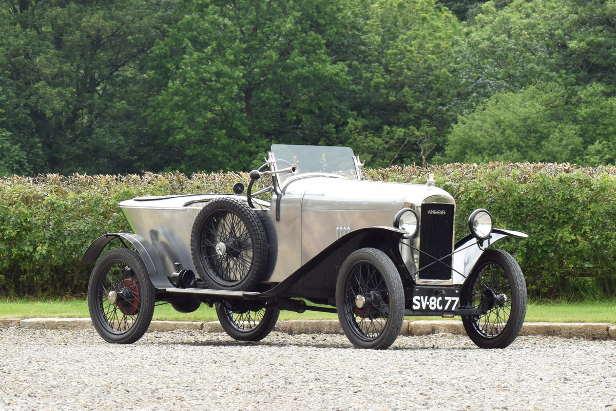 1925 Amilcar C4 Petit Sport  For Sale (picture 2 of 6)
