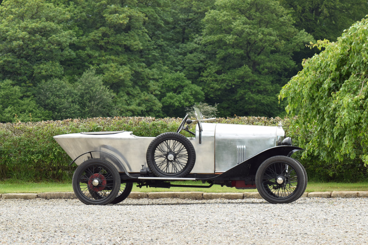 1925 Amilcar C4 Petit Sport  For Sale (picture 3 of 6)