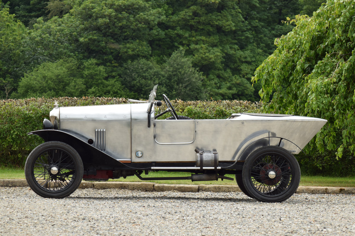1925 Amilcar C4 Petit Sport  For Sale (picture 4 of 6)