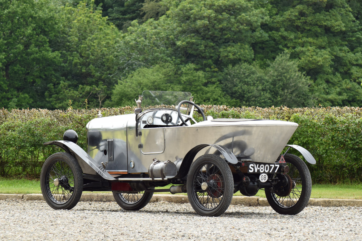 1925 Amilcar C4 Petit Sport  For Sale (picture 5 of 6)