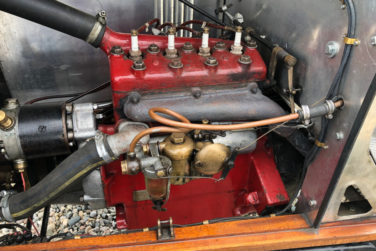 1925 Amilcar C4 Petit Sport  For Sale (picture 6 of 6)