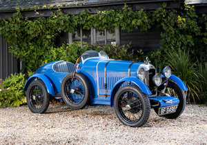 1924 AMILCAR CGS VOITURETTE For Sale by Auction