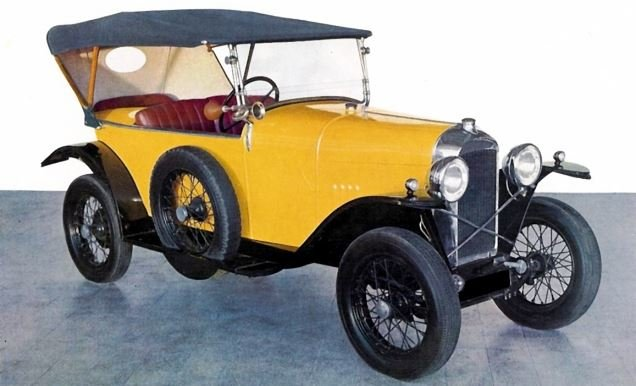 Amilcar C4 - 1925 For Sale (picture 1 of 1)