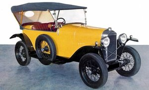 Amilcar C4 - 1925 For Sale