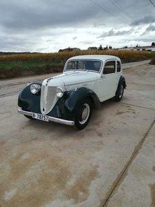 1938 Amilcar B38