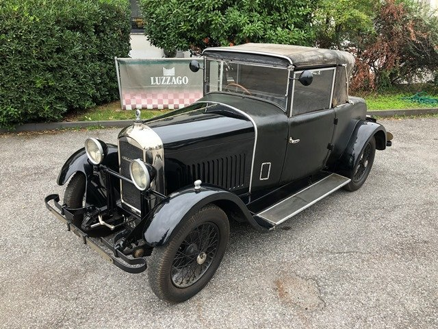 1926 Amilcar - Type G spider Carr.Weimann For Sale (picture 1 of 6)