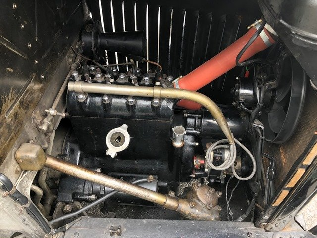 1926 Amilcar - Type G spider Carr.Weimann For Sale (picture 6 of 6)