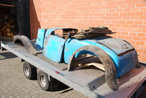 1927 AMILCAR C4 décapotable