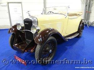 1932 Amilcar M3 '32