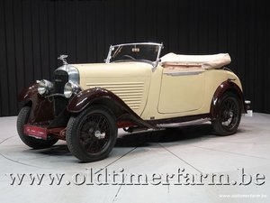 Picture of 1932 Amilcar M3 '32