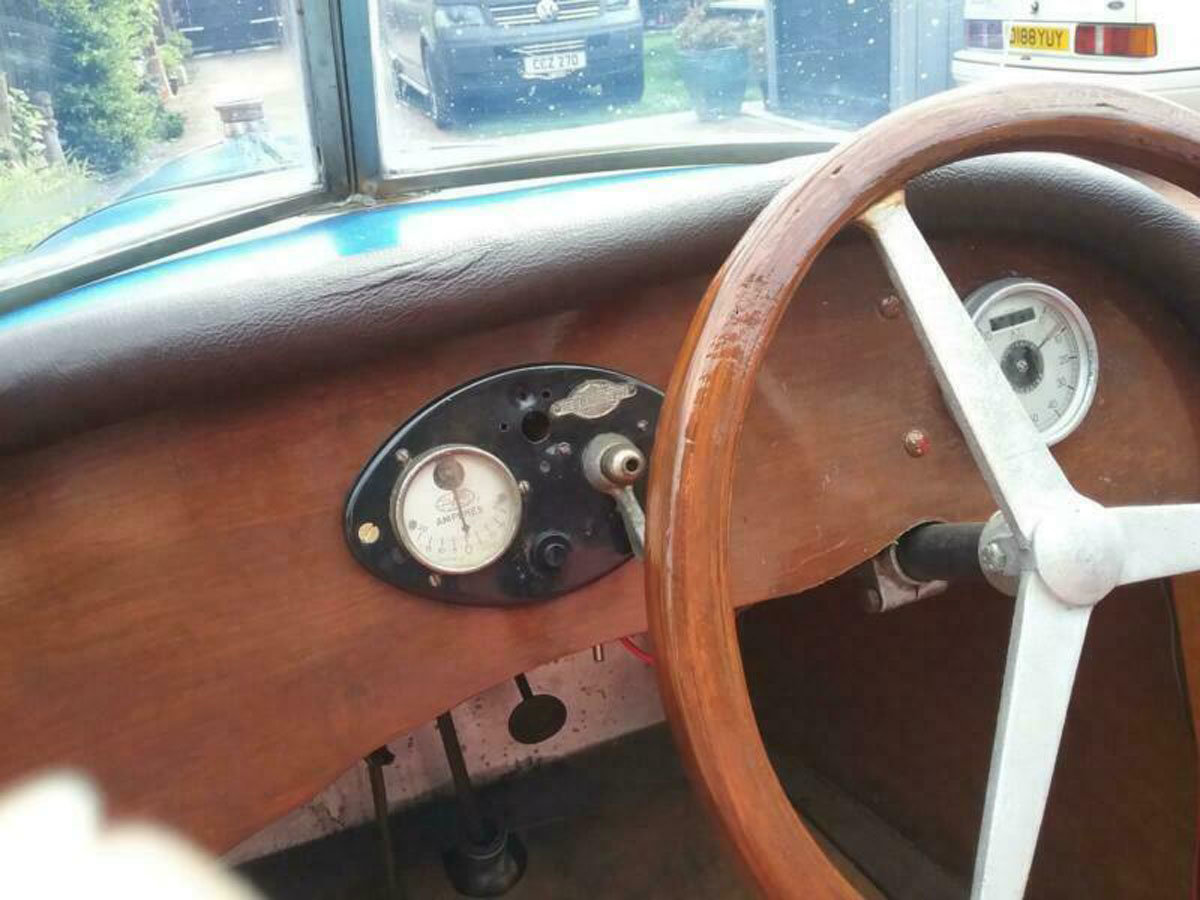 1924 Amilcar CC 22 Feb 2020 For Sale by Auction (picture 4 of 6)