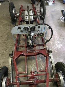 1926 amilcar riley racer