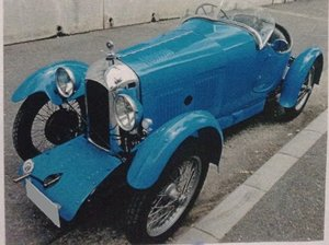Picture of 1928 AMILCAR CGSS