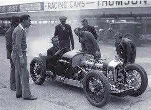 1927 Amilcar C6 'W.E.Humphreys' Brooklands Voiturette