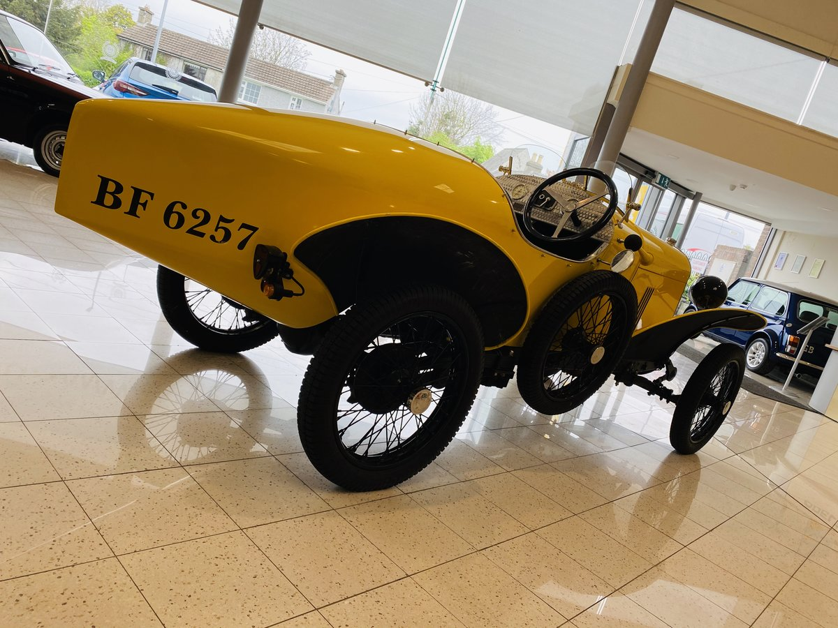 1923 Amilcar Petite CS Sports Coupe SOLD (picture 1 of 6)