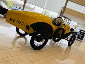 1923 Amilcar Petite CS Sports Coupe