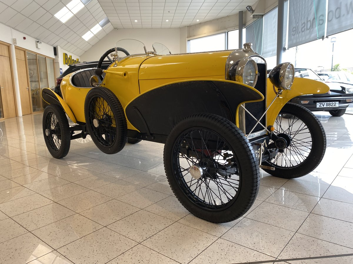 1923 Amilcar Petite CS Sports Coupe SOLD (picture 2 of 6)