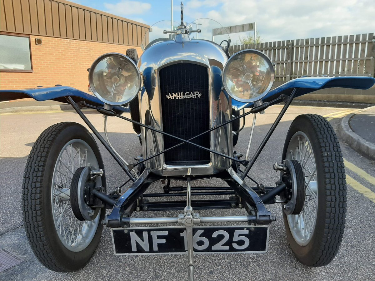 Picture of 1927 Amilcar CGS For Sale