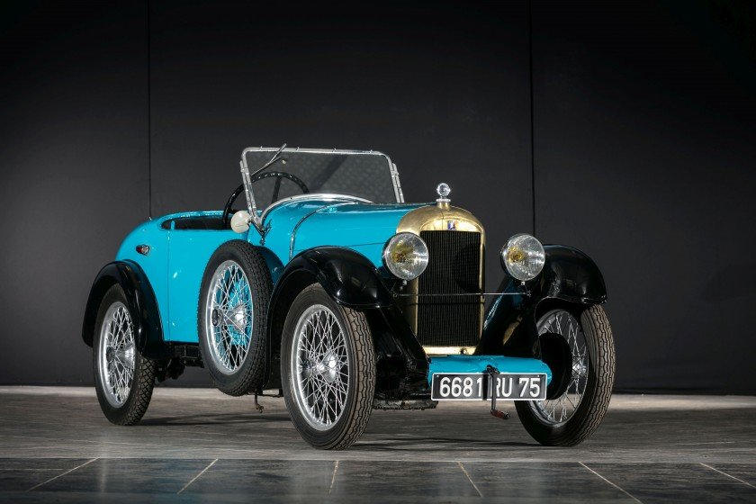 1927 Amilcar CGSS roadster - No reserve For Sale by Auction (picture 1 of 6)
