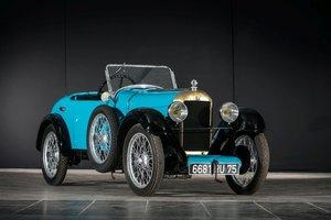 1927 Amilcar CGSS roadster - No reserve