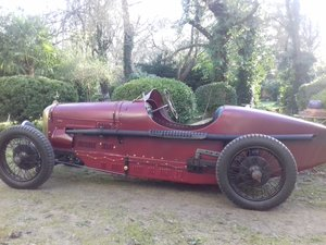 Picture of 1927 amilcar special sport