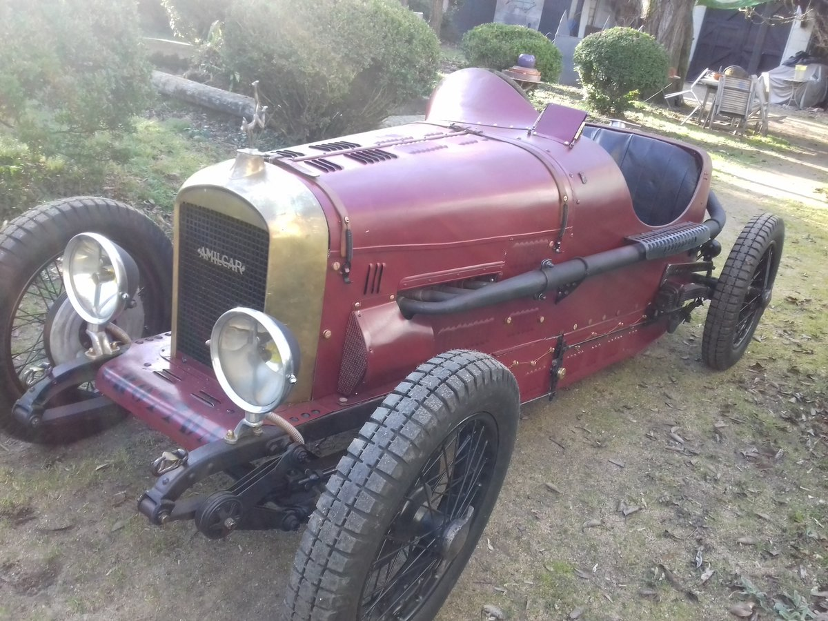 1927 amilcar special sport For Sale (picture 2 of 6)