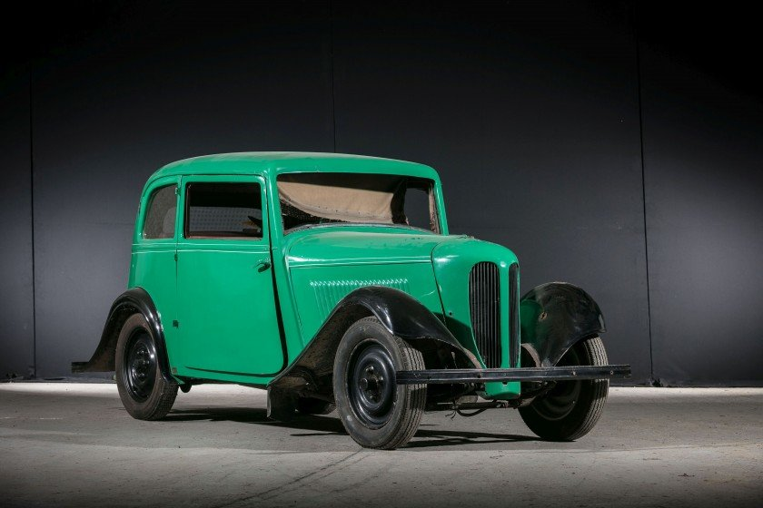 1931 Amilcar C3S Coach - No reserve For Sale by Auction (picture 1 of 6)