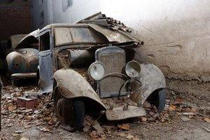 1933 Amilcar Type C3 Coupé - No reserve For Sale by Auction