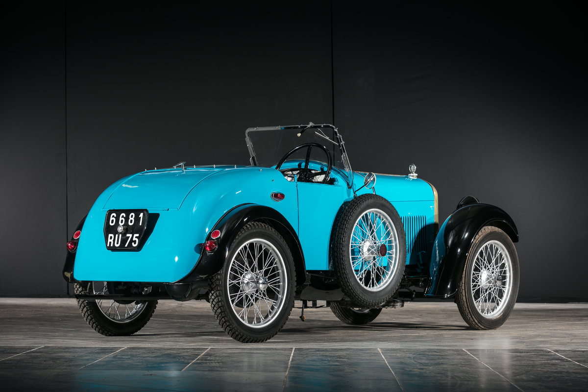 1927 Amilcar CGSS roadster - No reserve For Sale by Auction (picture 2 of 6)