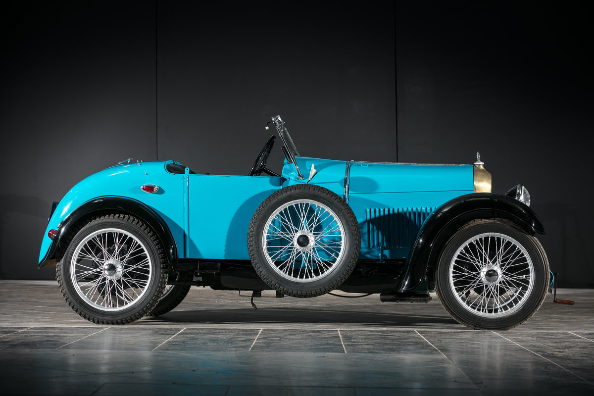 1927 Amilcar CGSS roadster - No reserve For Sale by Auction (picture 3 of 6)