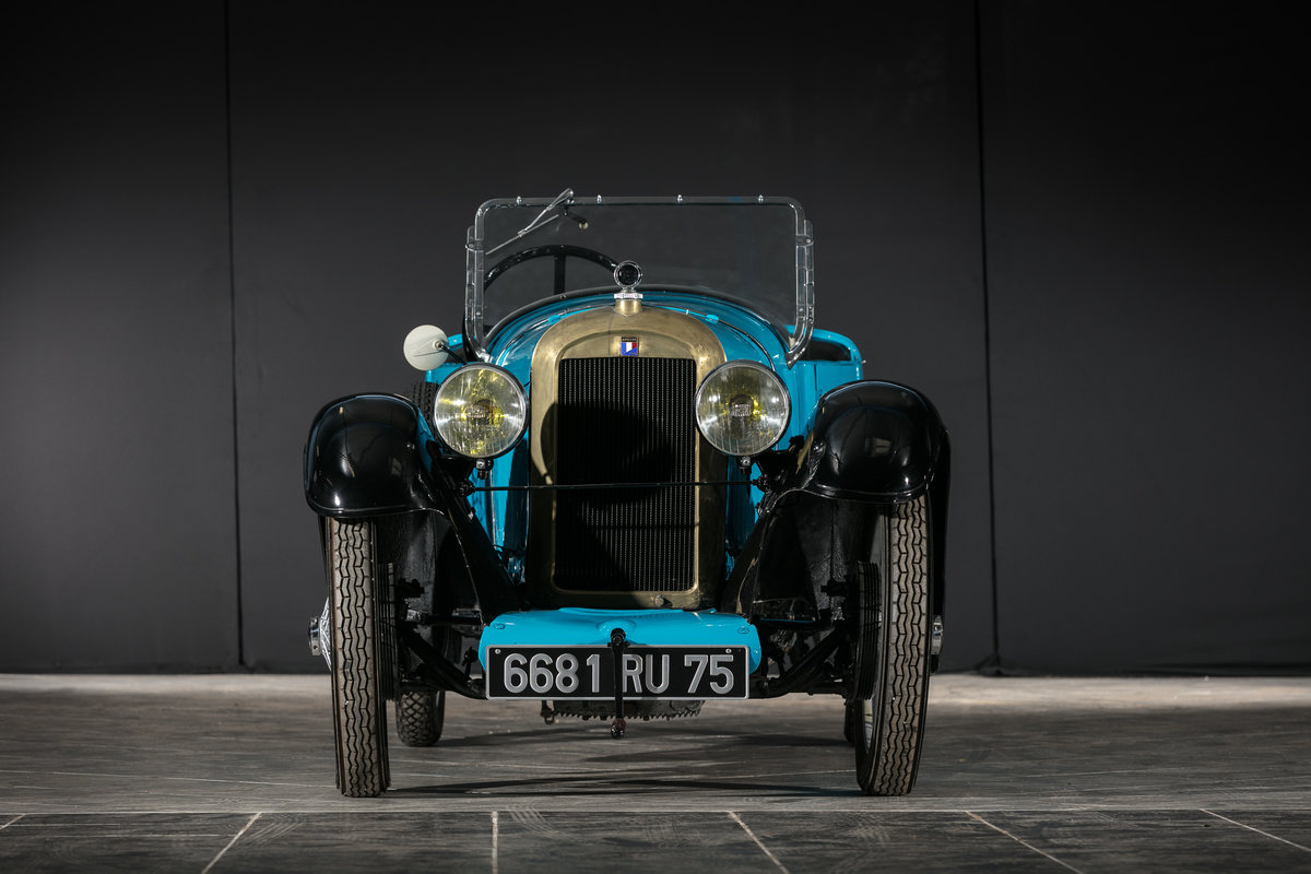 1927 Amilcar CGSS roadster - No reserve For Sale by Auction (picture 4 of 6)