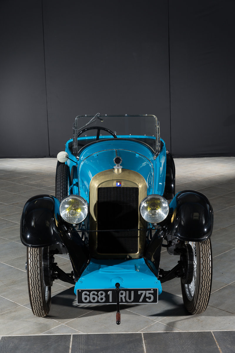 1927 Amilcar CGSS roadster - No reserve For Sale by Auction (picture 6 of 6)