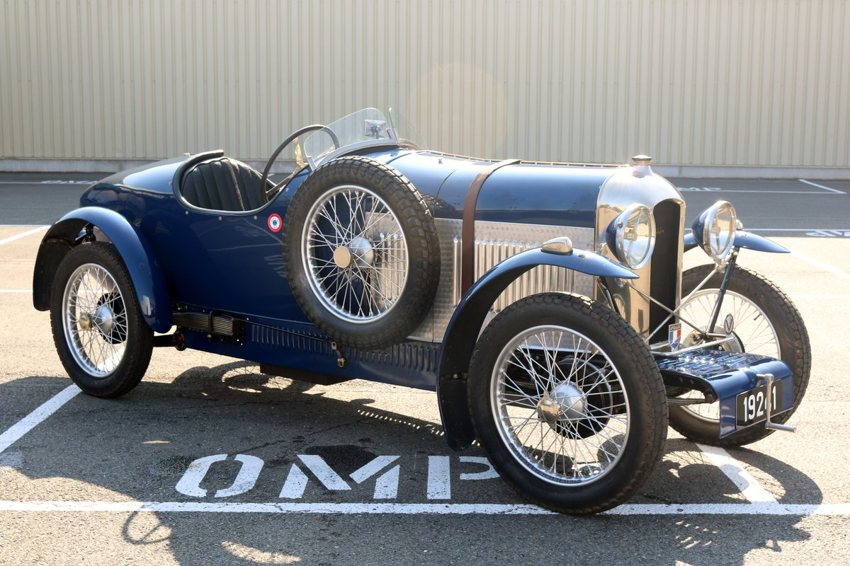 1924 Amilcar CGS For Sale (picture 1 of 6)