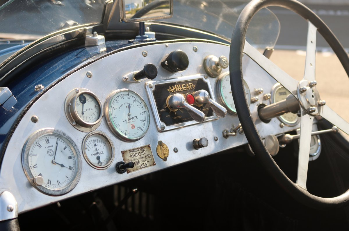 1924 Amilcar CGS For Sale (picture 5 of 6)