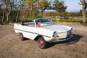1965 Amphicar - To be sold as a concours restoration
