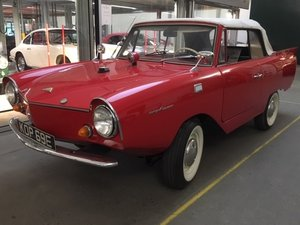 1967  Amphicar CV 770 at ACA 25th January 2020