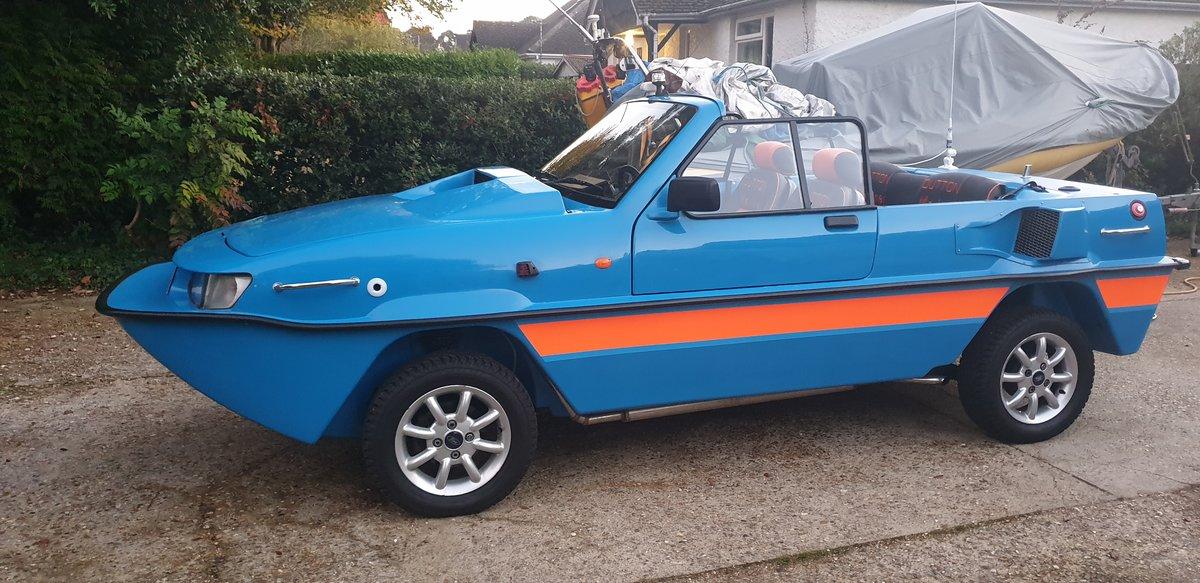 1996 Amphibious car For Sale (picture 1 of 4)