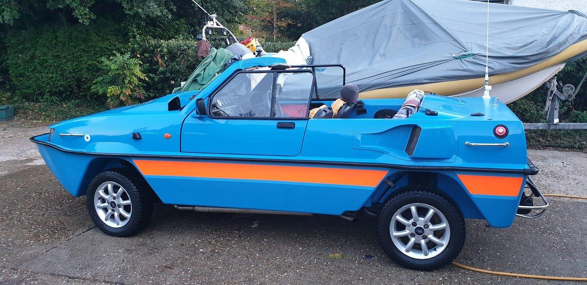 1996 Amphibious car For Sale (picture 2 of 4)