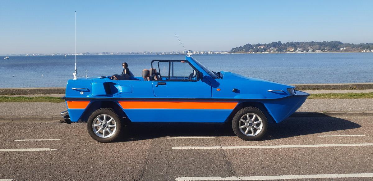1996 Amphibious car For Sale (picture 3 of 4)
