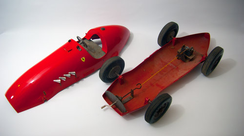 Ferrari Tipo 500 / F2 by Toschi, 1952 For Sale (picture 1 of 3)