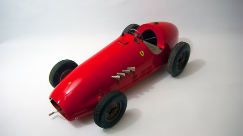 Ferrari Tipo 500 / F2 by Toschi, 1952 For Sale (picture 3 of 3)