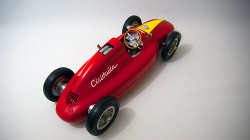 Cisitalia Pylon Racer 1947 Porsche type 360 For Sale (picture 4 of 4)