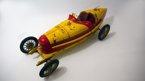 Alfa Romeo P2 Tinplate Toy by CIJ SOLD (picture 1 of 2)