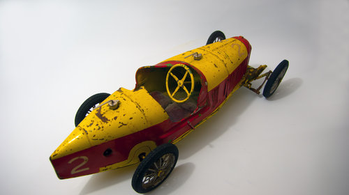Alfa Romeo P2 Tinplate Toy by CIJ SOLD (picture 2 of 2)