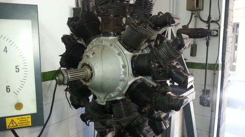 1928 RADIAL ENGINE 9QD 1930 For Sale (picture 3 of 6)
