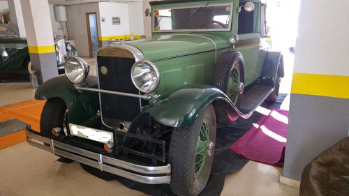 KISSEL 95 SERIES 1929 For Sale (picture 1 of 6)