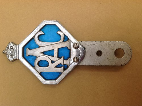 RAC metal badge  For Sale (picture 1 of 1)