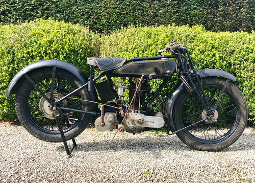 1927 Saroléa - 25L Super Sport   350cc OHV For Sale (picture 1 of 6)