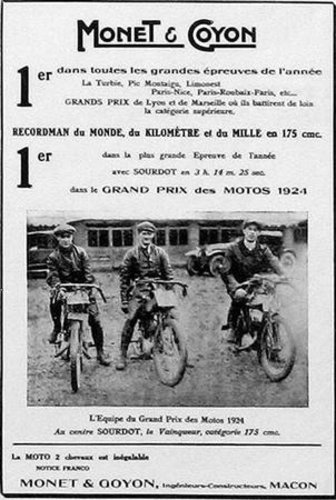1929 Monet Goyon - Brookland TT For Sale (picture 5 of 6)